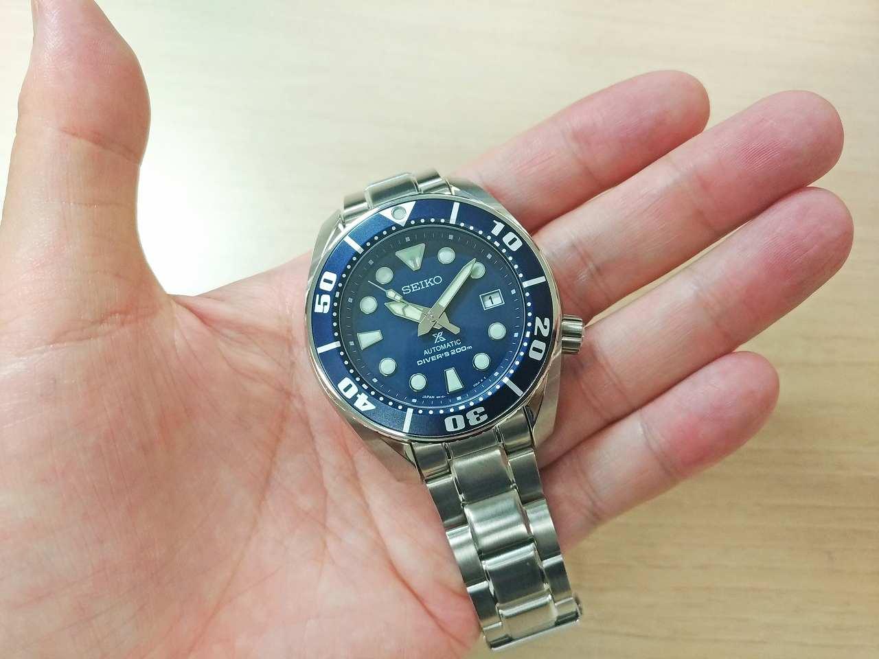 【レビュー】セイコー SBDC033 プロスペックス ダイバースキューバ 海外ではブティック限定