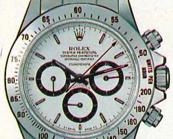 ロレックス スポーツモデル 1990年の時計雑誌から相場を考える