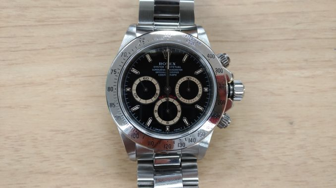 sale retailer da0f0 d1351 レビュー】もう普通に買える時計じゃないな 16520 ロレックス ...