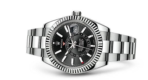 quality design 91d0c 85ca5 ロレックス スカイドゥエラー 326934 スティール/WGのアニュアル ...