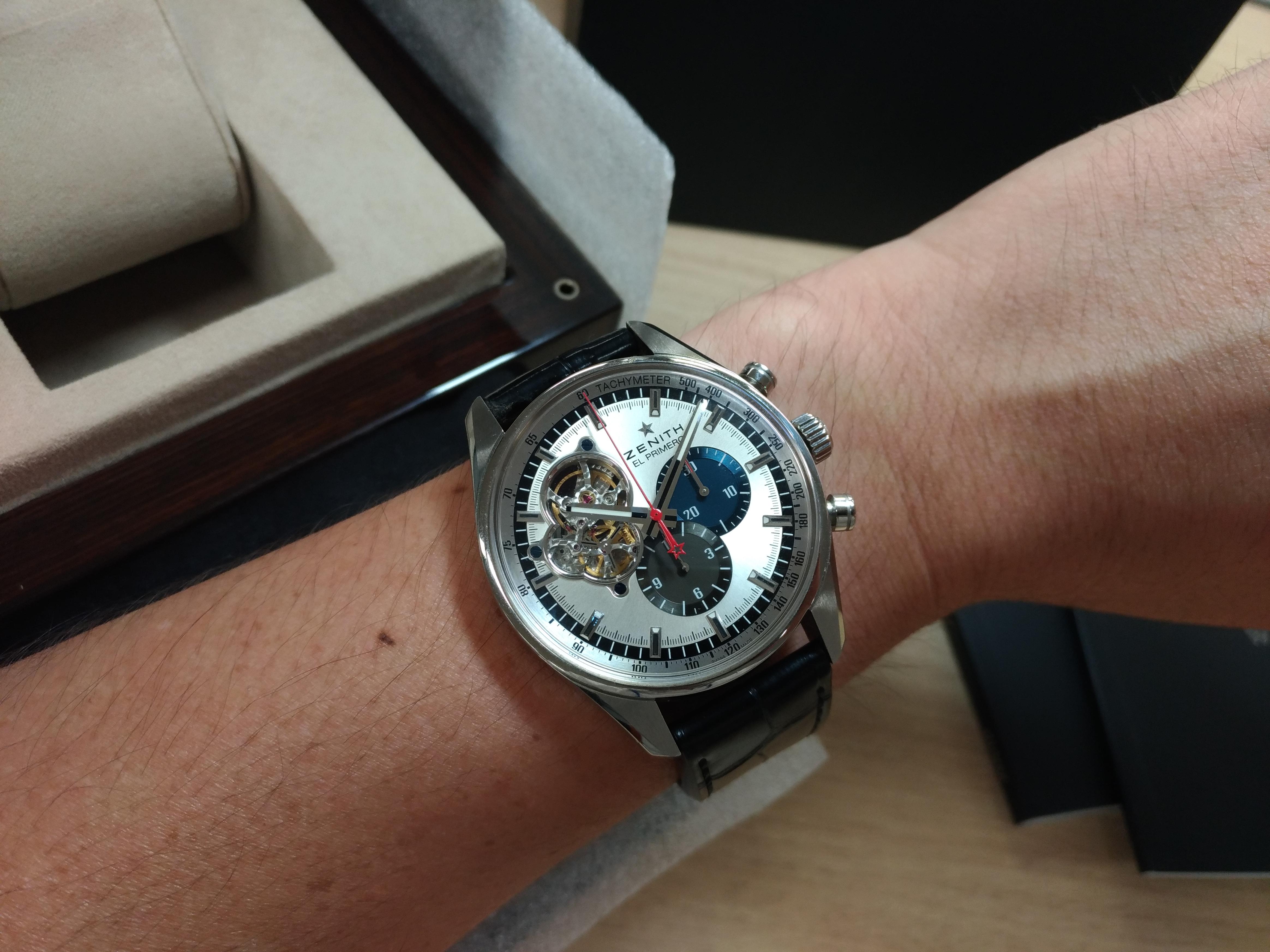 100万円で買える腕時計 ZENMAIのオススメ8選