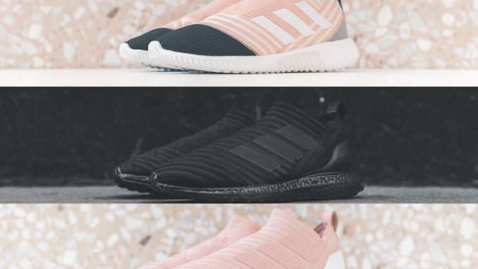 "watch a04c6 84c99 The Miami Flamingos versions of the Kith x adidas Soccer Nemeziz  footwear""The Nemeziz UltraBOOST 17+  Nemeziz 17.1 TR"" NEW YORK COBRAS  FOOTWEAR The Cobras ..."
