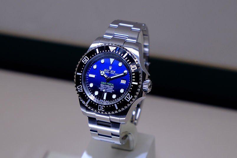 【時計怪獣】新型ディープシー 126660 Dブルーの国内定価は1,296,000円かな、販売日はいつでしょう?