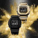 9/21発売開始 G-SHOCK GMW-B5000GD-9JF / GMW-B5000GD-1JF 35周年フルメタル新作 73,440円