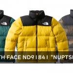 【2018FW】ザ・ノースフェイス ヌプシジャケット ND91841 ¥34,560- / ノベルティーヌプシジャケット ND91842 ¥36,720-