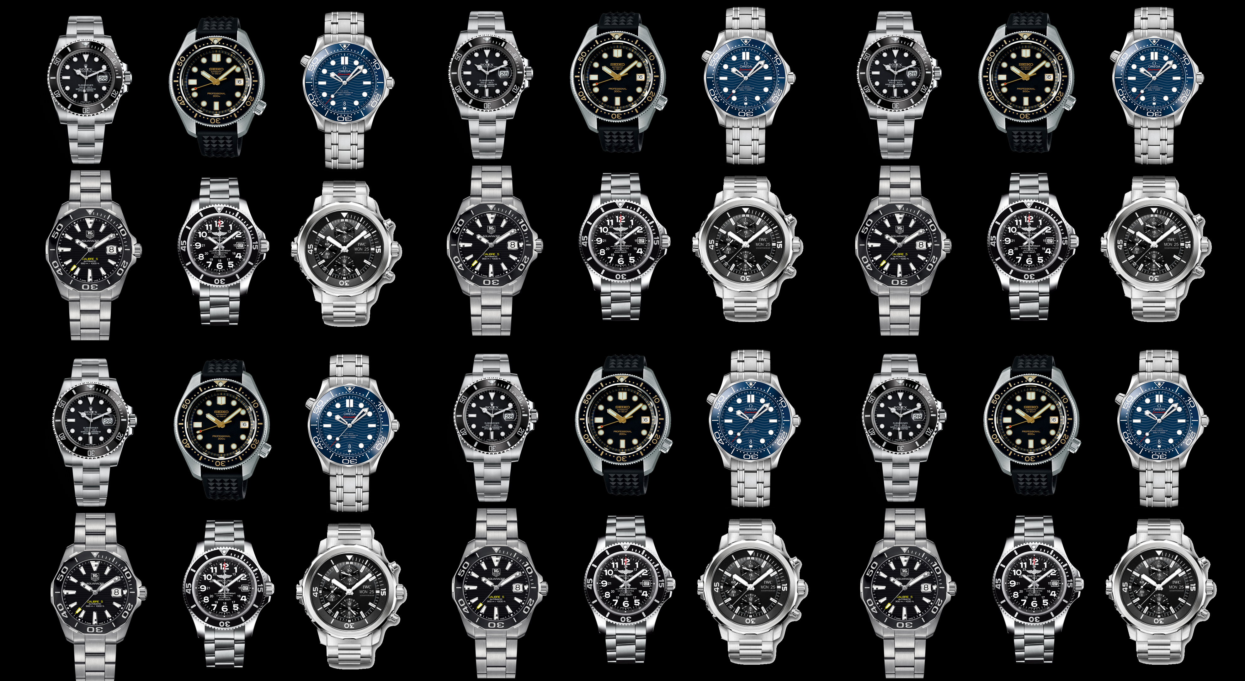 高い腕時計が、格好良い腕時計だろうか?