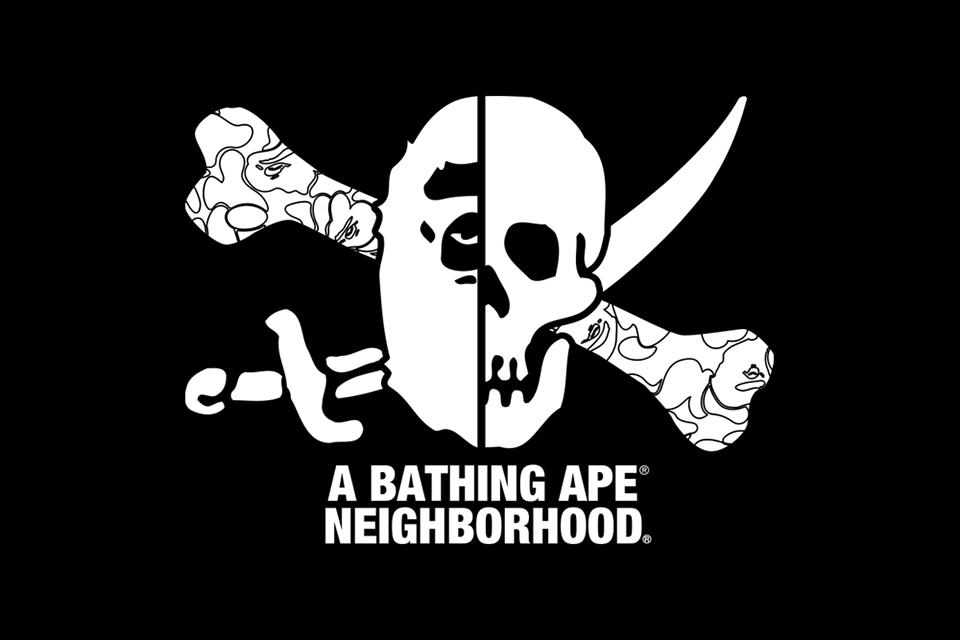 2019年1月2日より順次発売開始 A BATHING APE x NEIGHBORHOOD アパレル Adidasスニーカー ベアブリックなどなど
