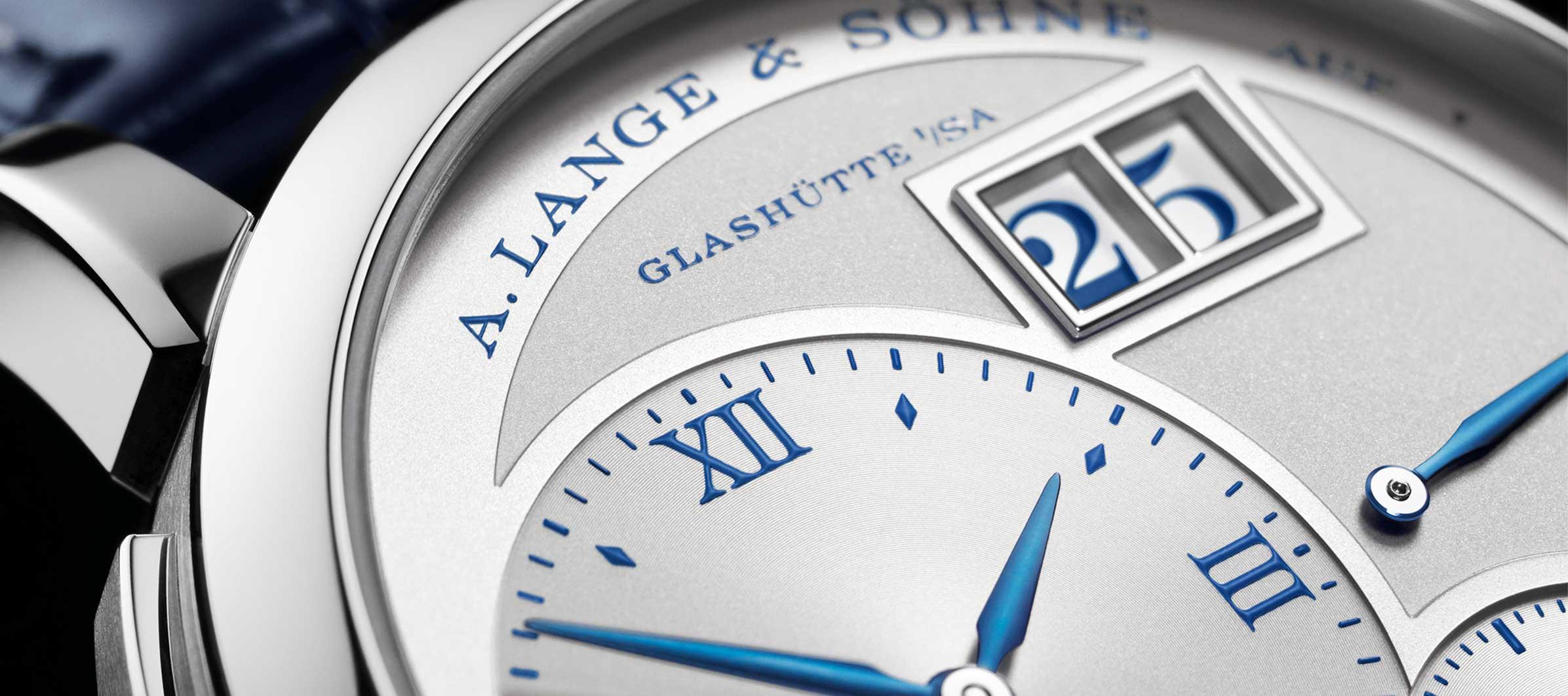 SIHH2019新作 A.ランゲ&ゾーネ LANGE 1 25周年記念モデル Ref.191.066
