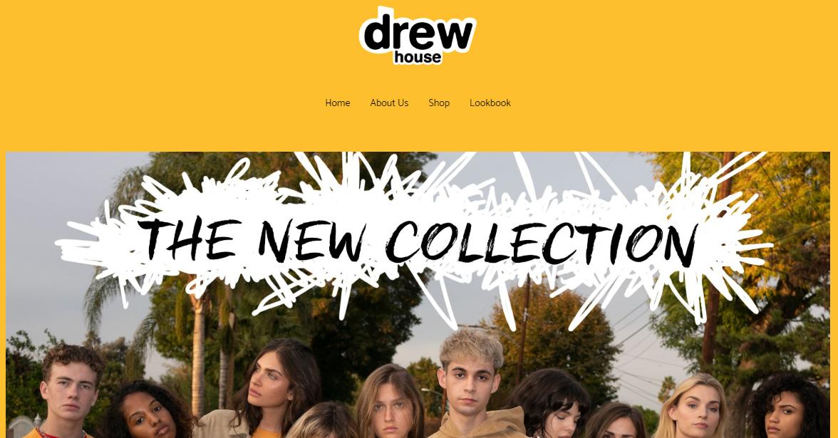 ドリューハウス「Drew House」を注文してみました!#ジャスティンビーバー #drewhouse
