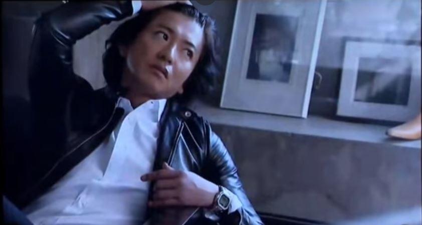CASIO G-SHOCK PREMIUM NIGHT – 木村拓哉さんが貰ったG-SHOCKはフルメタル GMW-B5000D-1JF