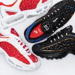 """【2019SS week4】2019年3月23日 SUPREME """"Nike Air Tailwind IV"""" Spring-Summer 2019オンライン発売開始 #week4 #supreme #2019SS"""
