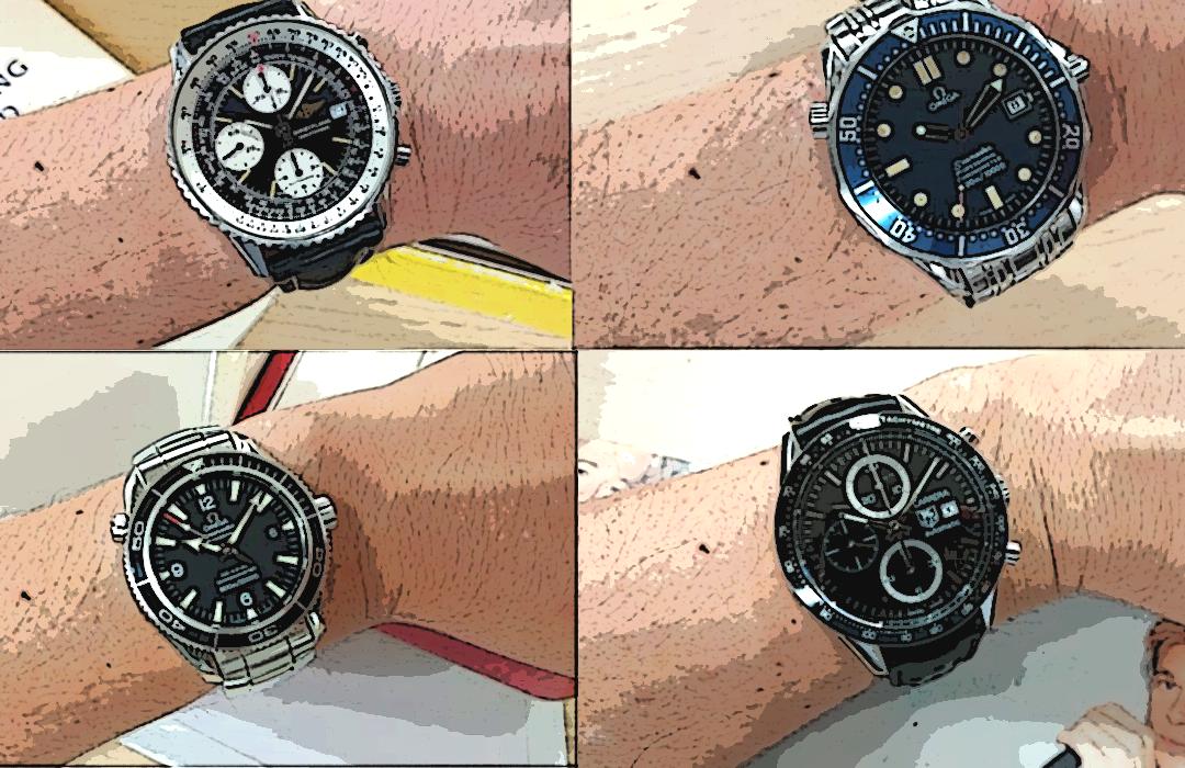 中古の腕時計を買おう!もう作っていないオススメ7選!中古を探すのを「ディグる」と言います。
