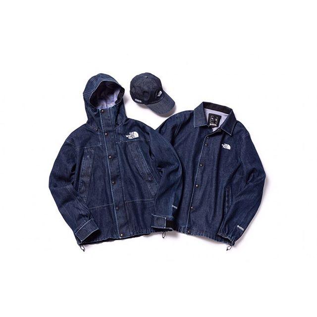 【2019FW】9月6日 販売開始 THE NORTH FACE 直営店限定 Denim GORE-TEX INFINIUM コレクション