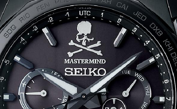 10月26日 発売 セイコー SBXC041 アストロン mastermind JAPAN コラボレーションモデル 限定150本 ¥737,000-