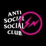 10月19日 (日本時間 23:59)発売開始 anti social social club X FRAGMENT #ASSC #アンチソーシャルソーシャルクラブ
