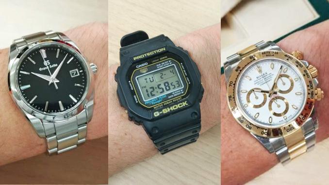 40代男性にオススメする二本目の腕時計 初めてのゴールドウォッチ