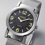 【触って時間を知る時計】シチズン AC2200-55E 視覚障害者用腕時計 インクルーシブデザイン 14,000円※消費税非課税対象商品