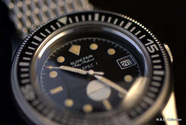 BP50 Milspec 1 Diver (38883)