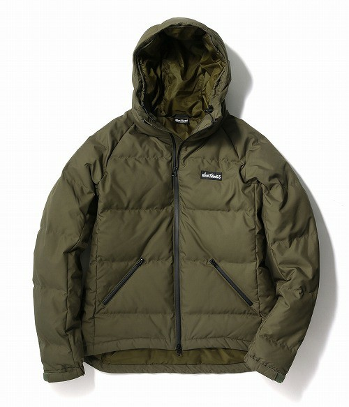 WILDTHINGS Down Jacket ¥42,...