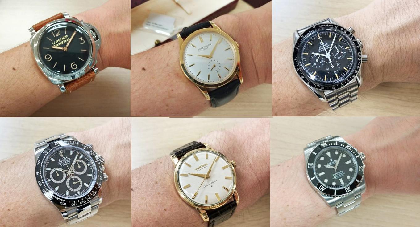 格好良い時計はノーデイト。腕時計に日付は必要か? ノンノンデイト ノンデイト