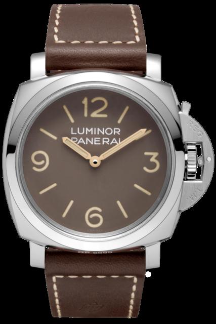 LUMINOR 1950 3 DAYS ACCIAO ...