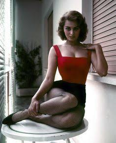 赤黒のソフィアローレンさん