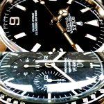 【基本のキ】スピマスプロとエクスプローラー 腕時計の物差しを買ってみよう