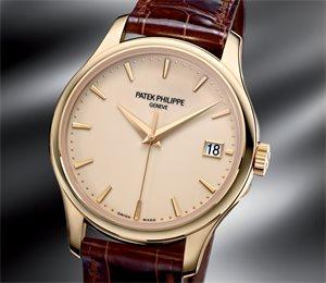 Patek Philippe | パテック フィリップ | カラトラバ日付表示付イエローゴールド5227J-001モデル