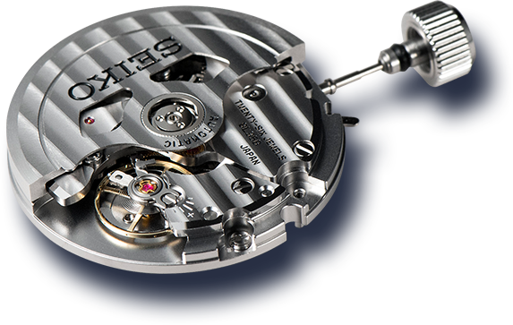 写真:SBDX045 SEIKO PROSPEX Movement