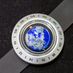 【時計怪獣】地球時計 Think the Earth「地球時間を感じる、半円球の時計 SEIKO wn-1」