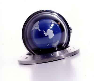 地球時計/アースウォッチws-1 (南半球版)
